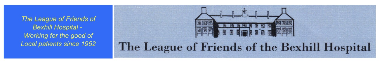 Bexhill Hospital League Of Friends Icon